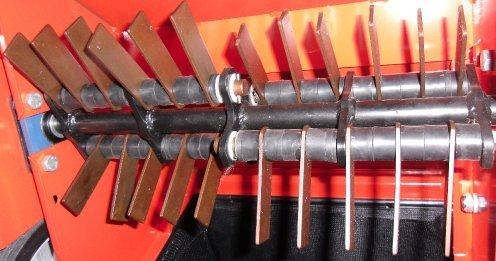 Messerwelle 22x 3mm Carbon-Stahl Pendelmesser