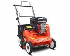 Mieten  Vertikutierer: Weibang - WB 384 RB - Benzin-Vertikutierer Profi (mieten)