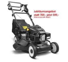 Benzinrasenmäher: RMV - Weibang - WB 456 SKL V 3-1 15
