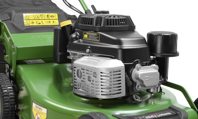 Kawasaki Profi.OHV Motor einzigartig kraftvoll mit überlegenem Drehmoment vollprofessionell mit Ölpumpe und Filter