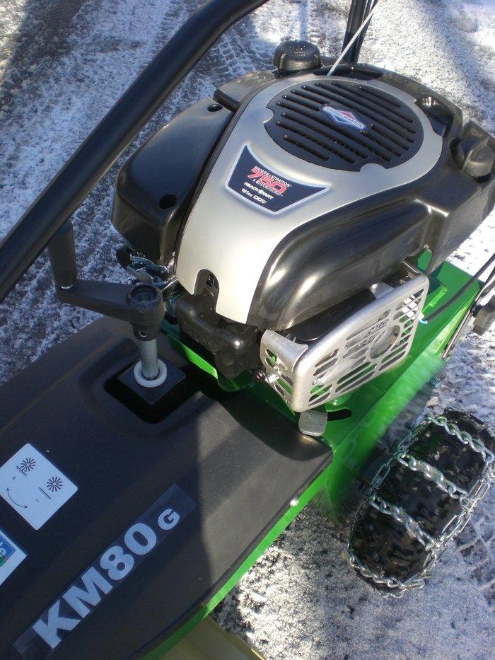Topp-Motor Briggs&Stratton 750-series Ready Start - stark und zuverlässig - leicht zu starten - laufruhig und verbrauchsgünstig