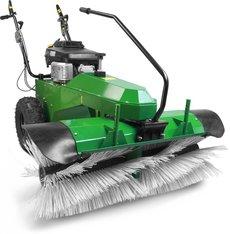 Gebrauchte  Bodenpflegetechnik: Weibang - WB SW 806 K - Kommunal Kehrmaschine - Kawasaki FC 180 V (gebraucht)
