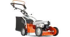 Gebrauchte Benzinrasenmäher: Husqvarna - WC 48S e (gebraucht)