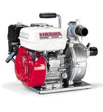 Frischwasserpumpen:                     Honda - WH 20 EX