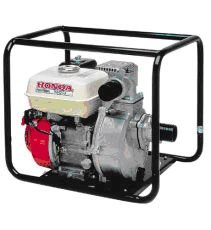 Frischwasserpumpen:                     Honda - WH 20 X mit Rahmen