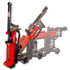 Holzspalter: Posch - SplitMaster 26 auf Längsfahrwerk PZG E15D Speed