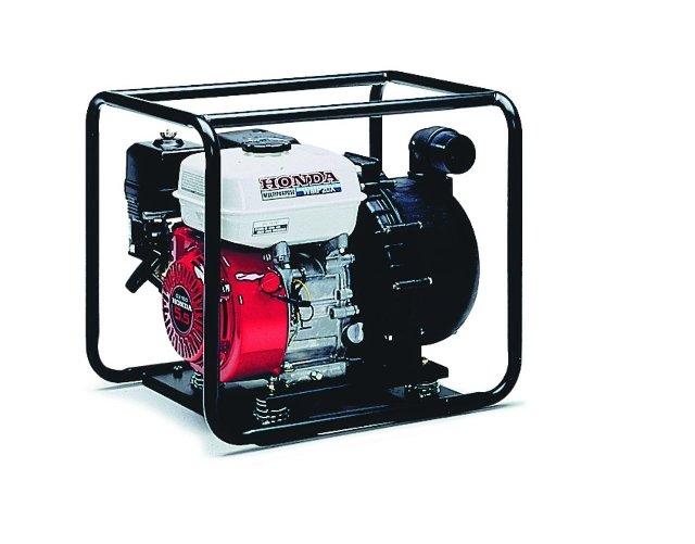 Frisch- und Schmutzwasserpumpen:                     Honda - WMP 20X