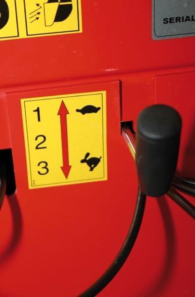 Schaltgetriebe mit 3 Vorwärtsgängen und einem Rückwärtsgang