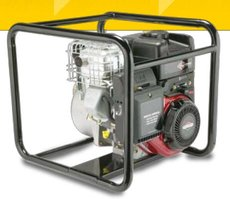 Pumpen: 						Briggs & Stratton - WP3
