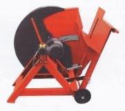 Wippkreissägen: Posch - Rolltisch-Säge mit Zapfwellenantrieb RZ