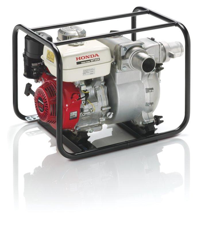 Schmutzwasserpumpen:                     Honda - WT 30