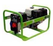 Stromerzeuger:                     Pramac - W 220