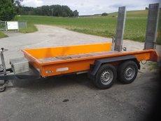 Gebrauchte Autotransporter: Wörmann - Wörmann Anhänger (gebraucht)