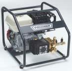 Kaltwasser-Hochdruckreiniger:                     Weidner - Waschboy 152 B