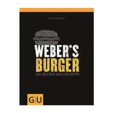 Grillzubehör: Weber-Grill - Weber's Burger - Die besten Grillrezepte