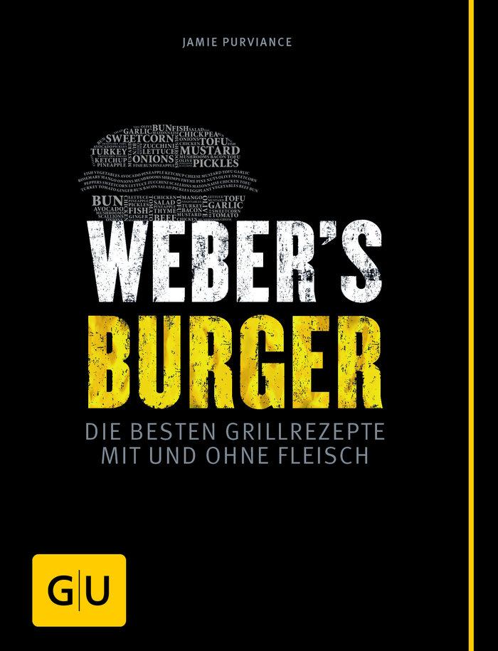 Grillhelfer:                     Weber-Grill - Weber's Burger (Art.-Nr.: 33359)