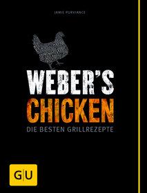 Grillhelfer: Weber-Grill - Weber's Chicken (Art.-Nr.: 22841)