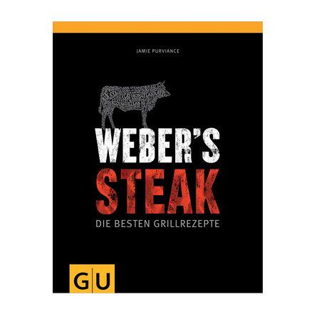 Grillzubehör:                     Weber-Grill - Weber's  Steak - Die besten Grillrezepte