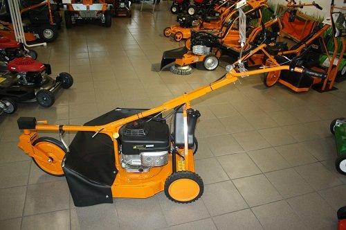 Gebrauchte                                          Wiesenmäher:                     AS-Motor - Wiesenmäher AS-21 4T Comfort (gebraucht)