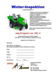 Angebote  : Stihl - RT 5097 (Aktionsangebot!)