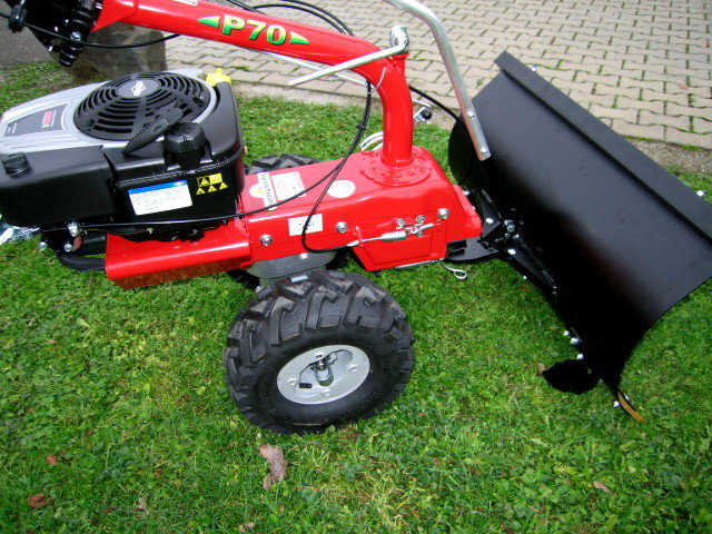 Räder Luftbereift Block-Profil 15 x 6.00-6