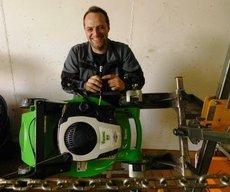 Rasenmäher: Werkstattaktion Winter - Winterinspektion Rasenmäher klein