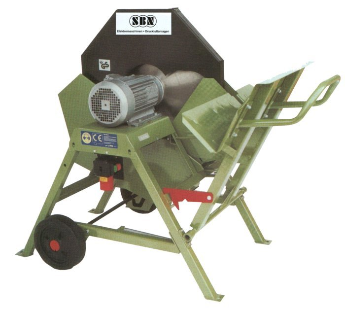 Wippkreissägen:                     SBN - Wippkreissäge Typ WKSW 750 M