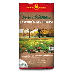 Angebote  Rasenpflege: Wolf-Garten - Wolf - Garten NR-H 18,9 NATURA BIO RASENDÜNGER HERBST (Empfehlung!)