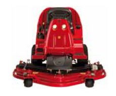 Frontmäher: Cramer - Tourno compact 115 (Grundgerät)