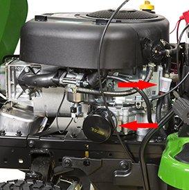 Motoröl- und Kraftstofffilter
