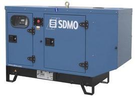 Stromerzeuger:                     SDMO - XP-T15HK-Alize