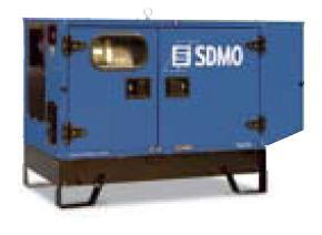 Stromerzeuger:                     SDMO - XP-T6KM-Alize