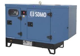 Stromerzeuger:                     SDMO - XP-T9KM-Alize