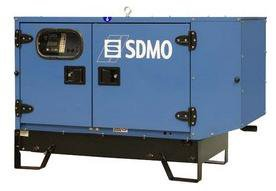 Stromerzeuger:                     SDMO - XP T8HKM-Alize