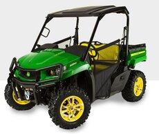 Allzwecktransporter: John Deere - 4x2 TS Gator (Benzin)
