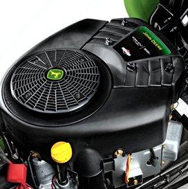 Zweizylinder-V-Motor mit 656 ccm