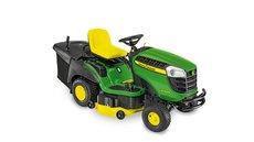 Angebote  Aufsitzmäher: John Deere - X 166 R (Empfehlung!)