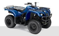 ATVs: Yamaha - YFM660 FWA Grizzly grün