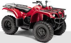 Quads: Yamaha - YFM350FWAN Bruin 4WD rot