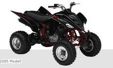 Quads: Yamaha - YFM350R schwarz