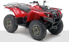 ATVs: Yamaha - YFM450 FWAN Kodiak blau