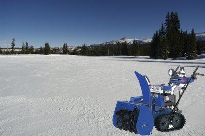 Schneefräsen:                     Yamaha - YT 660 E