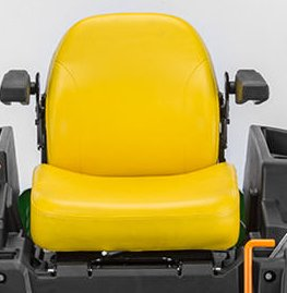Verstellbarer Sitz (Z535M abgebildet)