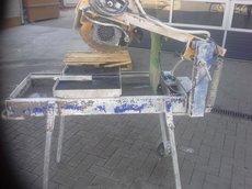 Gebrauchte  Plattenschneider: Zuber - Zuber Steinschneidemaschine (gebraucht)