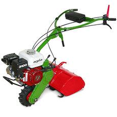 Motorhacken: Stiga - Silex 103 B