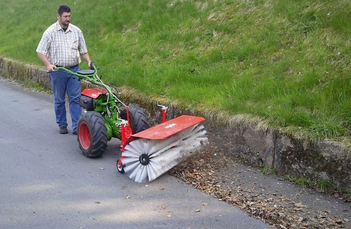 agria - agria 3400 D E-Start Schnellgang (Grundmaschine ...