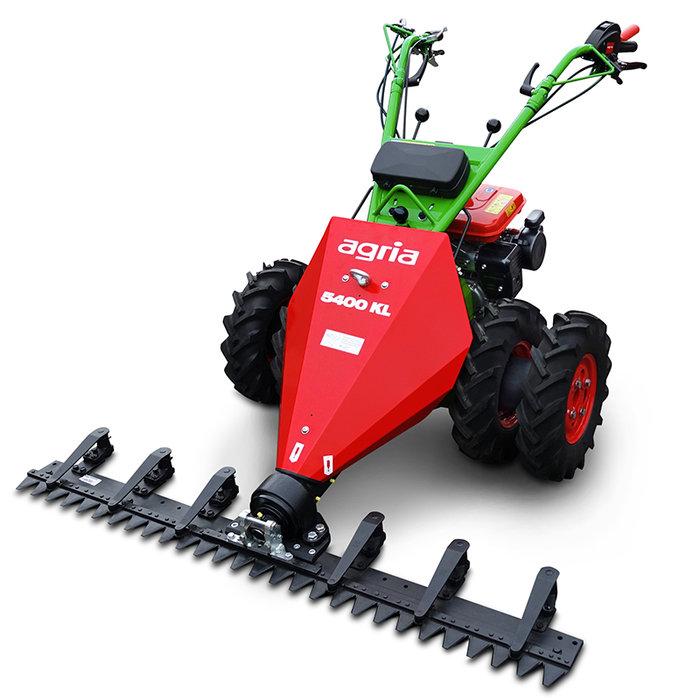 Balkenmäher:                     agria - agria 5400 KL (Grundmaschine ohne Mähbalken)