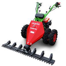 Balkenmäher: agria - agria 5300 (Grundmaschine ohne Mähbalken)