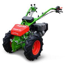 Einachser: agria - - 3400 D E-Start Schnellgang (Grundmaschine ohne Anbaugeräte)