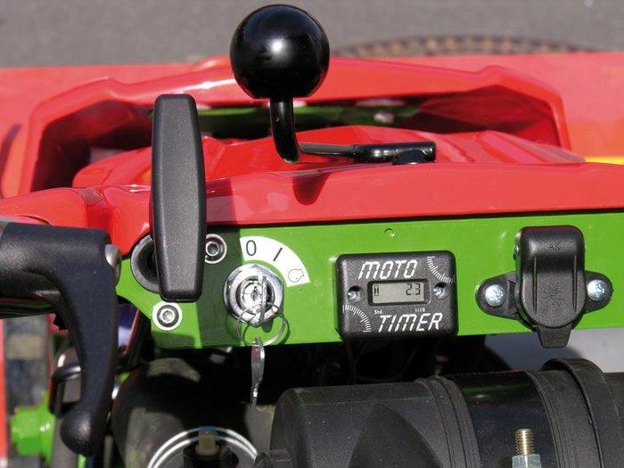 agria 5900 Cyclone 22  Zweckdienliche Armaturentafel